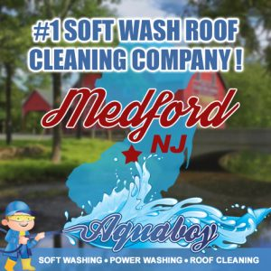 Highest rated #1 roof cleaning medford diamond