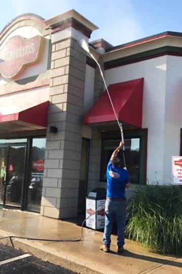Aqua Boy Cleaning Passariellos in Voorhees NJ