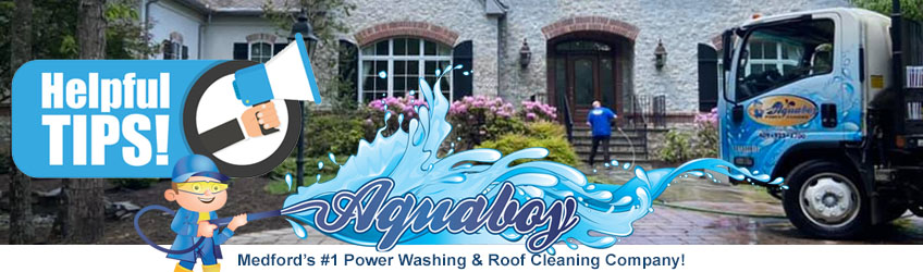 Tips on Hiring Professional Power Washers in Medford NJ