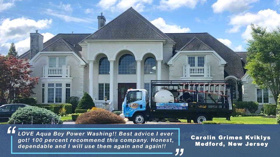Aqua Boy Power Washing in Medford and Voorhees