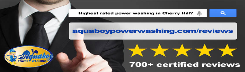 Best Cherry Hill Power Washing