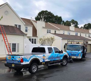 Best Mount Laurel Power Washing Aqua Boy Roof Cleaning