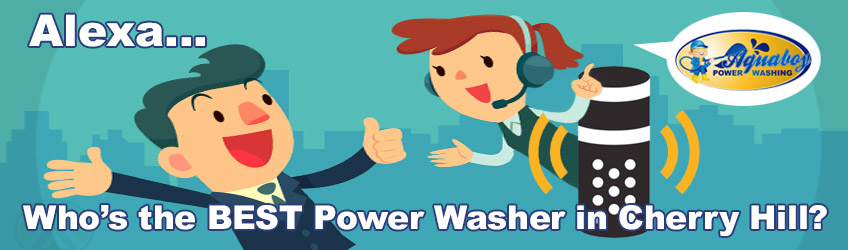 Best Power Washing in Cherry Hill