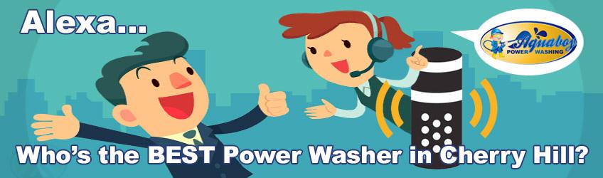 Best Power Washing in Cherry Hill