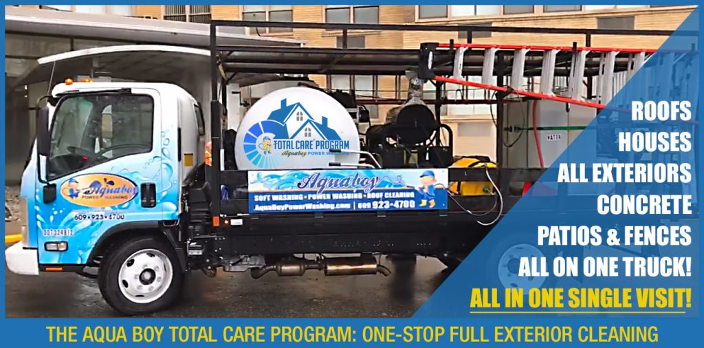 Cherry Hill Power Washing The Total Care Program