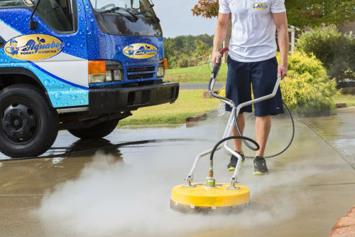 Fact Checking Power Washing Companies Concrete Cleaning