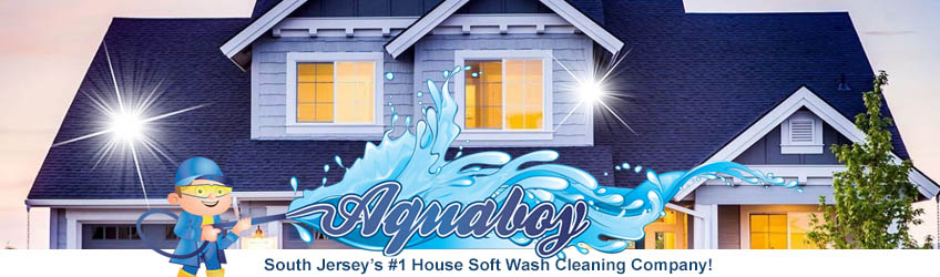 Spring Soft Wash Roof Cleaning for Medford and Voorhees