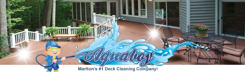 Marlton Deck Cleaning and Restoration