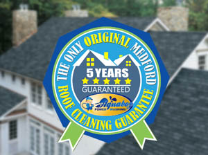 Medford NJ Roof Cleaning Guarantee
