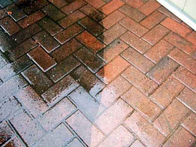 South Jersey Paver Patio Cleaning