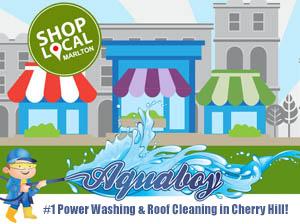 Power Washing in Cherry Hill