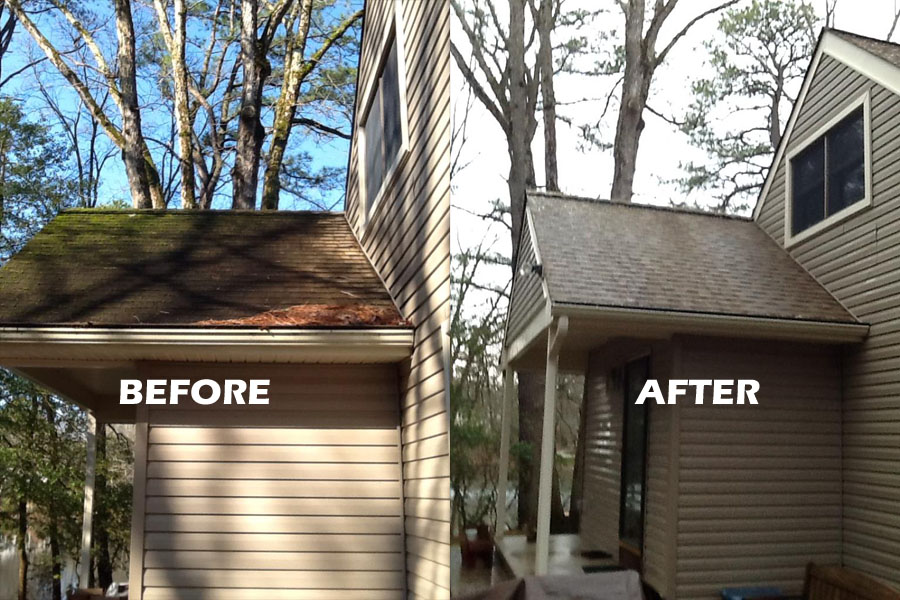 Soft Wash Roof Cleaning New Jersey Aqua Boy Powerwashing
