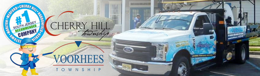 Cherry Hill & Voorhees Power Washing
