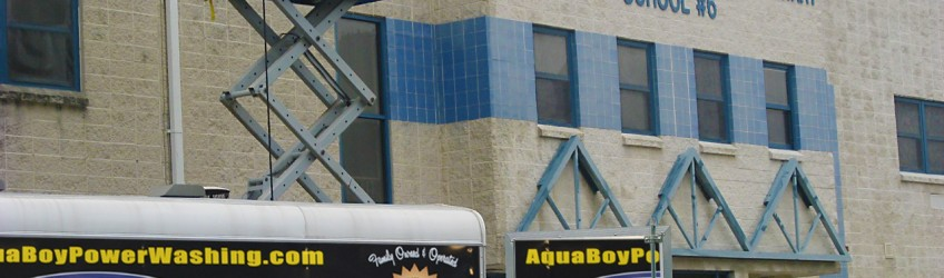 South Jersey Commercial Soft Washing