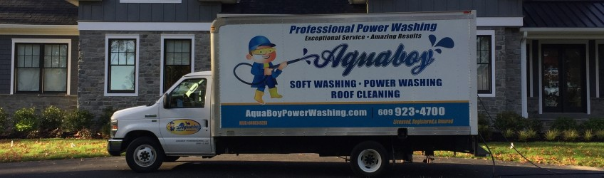 South Jersey's #1 Roof Cleaning