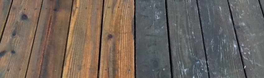 Deck Cleaning Marlton