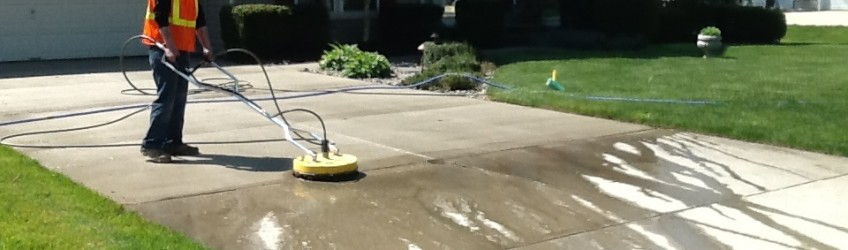Driveway Cleaning Marlton