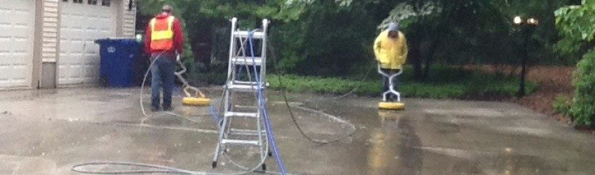 Medford New Jersey Power Washing