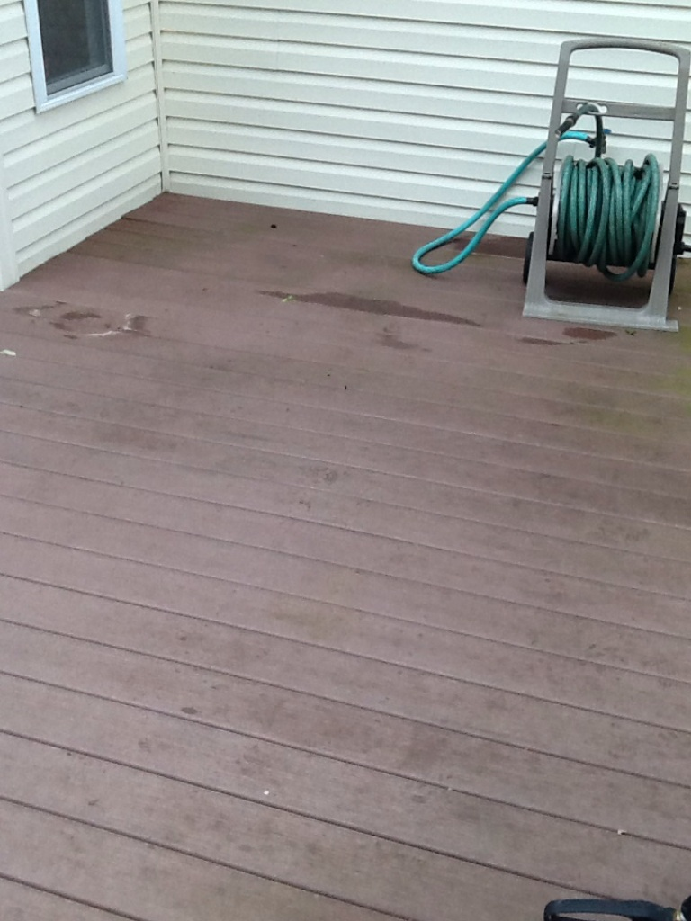 Marlton Deck Cleaning Aqua Boy Powerwashing