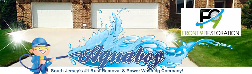 Rust Removal in South Jersey