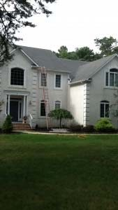 soft wash roof cleaning medford after