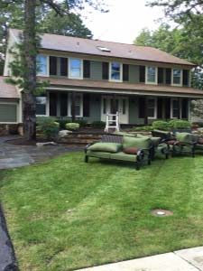 soft wash roof cleaning voorhees after